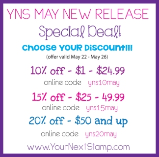 YNS May 2013 Blog Hop Specials